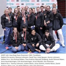 Hwa Rang Team Drammen